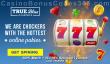 True Blue Casino 200% Match plus 33 FREE Spins RTG i Zombie Welcome Bonus
