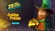 Golden Pokies 25 FREE Spins Welcome Gift
