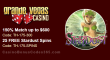 Grande Vegas Casino 150% up to $600 Bonus plus 25 FREE Spins on RTG Stardust Special Deal