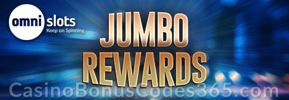 Omni Slots Jumbo Rewards