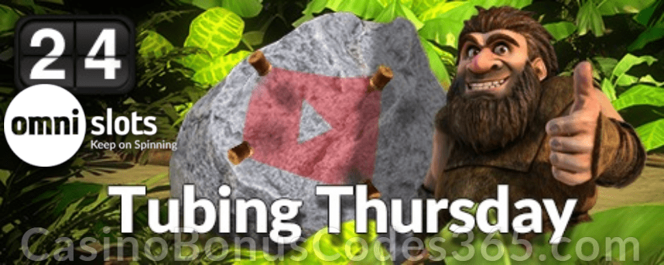 Omni Slots Tubing Thursday Bonus Betsoft 2 Million BC