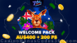 7BitCasino A$400 or 200 FREE Spins Sign Up Welcome Deal