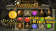 Da Vinci's Gold 25% Match plus 50 FREE Spins on Wrath of Medusa New Rival Gaming Release Special Deal