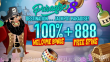 Paradise 8 100% Match plus 888 FREE Spins Welcome Bonus Rival Gaming Tahiti Time