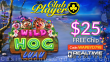 Club Player CasinoNew RTG Game Wild Hog Luau New RTG Game $25 FREE Chip Special Deal