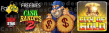 Red Stag Casino and Fair Go Casino Offers of the Week RTG Cash Bandits 2 Plentiful Treasure WGS City of Gold