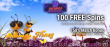 Jackpot Wheel 100 FREE Spins on Saucify Show me the Honey plus 158% Match Bonus Welcome Package