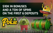 Pokie Spins $10000 Bonuses plus 400 FREE Spins New Players Welcome Deal