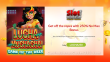 Slot Madness 250% No Max Bonus plus 50 FREE Lucha Muchacha Spins Game of the Week Special Deal