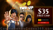 Two-up Casino $35 FREE Chip Exclusive Welcome Promo