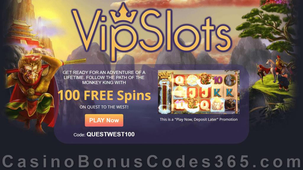 100 free spins no deposit usa