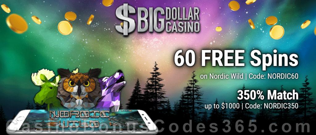 Big dollar casino $100 no deposit bonus codes 2019 bonus