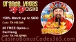 Grande Vegas Casino 150% up to $600 Bonus plus 25 FREE Spins on RTG Cai Hong Special Weekly Offer