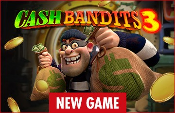 Intertops Casino Red 125% Bonus plus 50 FREE Spins on Cash Bandits 3 New RTG Game Special Deal