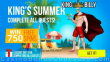 King Billy Casino King's Summer Quest