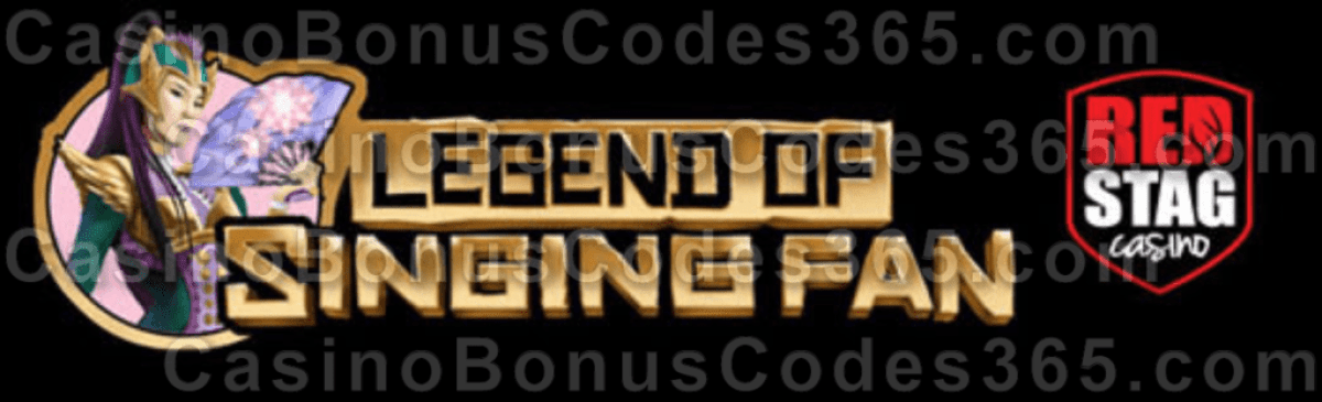 Red Stag Casino Legend of Singing Fan New WGS Game is LIVE