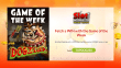 Slot Madness 250% No Max Bonus plus 50 FREE NuWorks Dogzilla Spins Special Deal Game of the Week