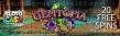 SlotoCash Casino 20 FREE RTG Gemtopia Spins Special Promo
