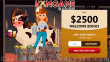 DomGame Casino 250% Match Bonus plus 20 FREE Spins Welcome Package