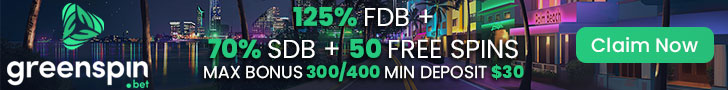 GreenSpin 50 FREE Spins No Deposit New Players Deal Play N go Charlie Chance In Hell to Pay