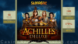 Slotastic Online Casino New RTG Game Achilles Deluxe Bonus and FREE Spins Special Offer