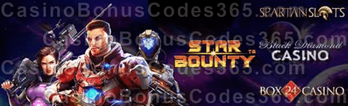 Black Diamond Casino Box 24 Casino Spartan Slots New Pragmatic Play Game Star Bounty is LIVE
