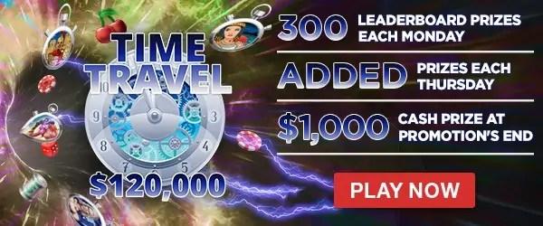 Intertops Casino Red $120000 Mermaid's Treasure Tournament