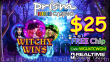 Prism Casino Witchy Wins New RTG Game $25 FREE Chip No Deposit Special Offer