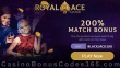Royal Ace Casino 200% Match Blackjack Welcome Bonus