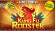 Fair Go Casino October Game of the Month RTG Kung Fu Rooster