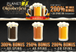 Planet 7 OZ Casino Visit Oktoberfest with 3 Bonus Beers RTG Asgard Halloween Treasures Wild Hog Luau