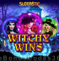 Slotastic Online Casino October Extra FREE Spins on RTG Witchy Wins Daily Offer