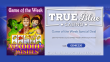True Blue Casino 220% No Max Bonus plus 50 FREE Spins on Aladdin's Wishes Special Game of the Week Promotion