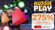 AussiePlay Casino 260% Match Pokies Bonus plus 40 FREE Spins on RTG Cash Bandits 3 Black Friday Special New Players Deal