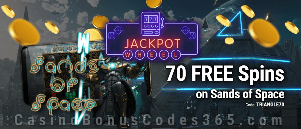 70 free spins no deposit sky