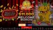 Lucky Hippo Casino Amazing 11x$1000 Match Bonus Black Friday Sales