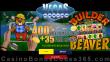 Vegas Casino Online 35 FREE RTG Builder Beaver Spins plus 400% Match Welcome Bonus Special Black Friday Deal