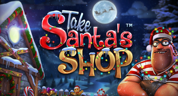 Betsoft Take Santa's Shop