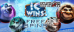 Kudos Casino 50 FREE Spins on RTG IC Wins Special New RTG Game Offer