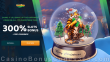 Lucky Tiger Casino Xmas 2020 300% Match Slots Bonus Welcome Deal