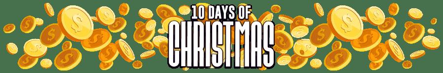 Omni Slots 10 Days of Christmas Special Promotion Pragmatic Play Sweet Bonanza Xmas Santa Lerechaun Carol StakeLogic Wild Christmas Book of Santa NetEnt Santa vs Rudolf Jingle Spin Aloha Christmas Betsoft A Christmas Carol
