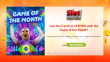 Slot Madness 250% No Max Bonus plus 50 FREE Spins on Wild in Rio Game of the Month Special Offer