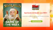 Slot Madness 250% No Max Bonus plus 50 FREE NuWorks Silver Bells Spins Game of the Week Special Promo