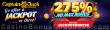 Captain Jack Casino 275% No Max Bonus Jackpot Hunter Special Deposit Promo RTG
