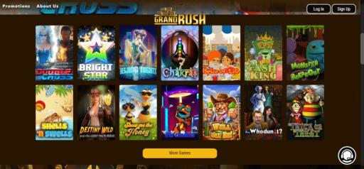 Grand Rush Slots