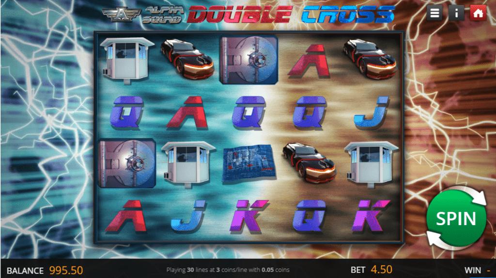 [Casino] Alpha Squad Double Cross