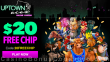 Uptown Aces $20 FREE Chips Welcome Deal RTG
