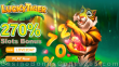 Lucky Tiger Casino St. Valentine's Day 270% Match Slots Bonus Special Deal RTG