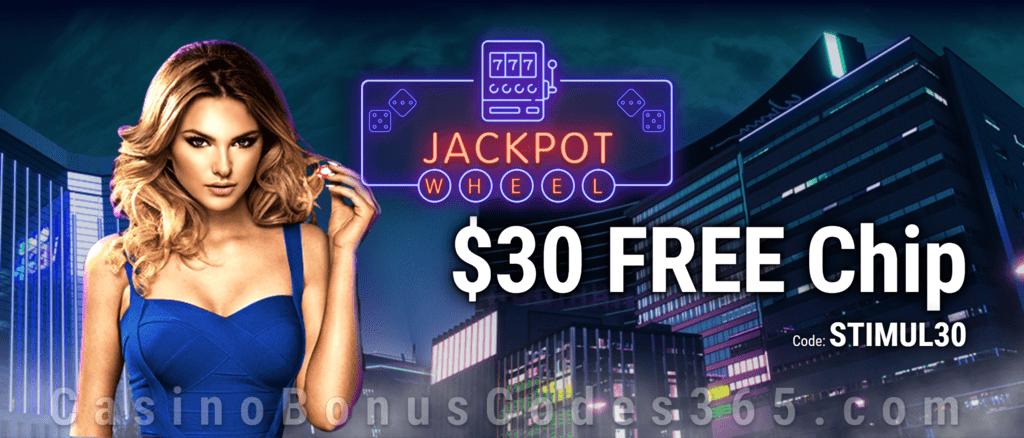 Jackpot wheel no deposit bonus codes may 2020