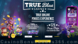 True Blue Casino $25 No Deposit FREE Chip and 200% Match plus 33 FREE RTG i Zombie Spins Welcome Pack Special Deal